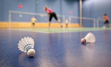 Starptautiskajā badmintona turnīrā Jelgavā startēs 186 badmintonisti no 18 valstīm