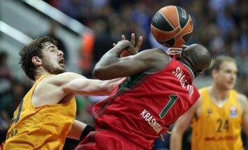 Basketbola Eirolīgā arī nākamsezon nebūs 'izlašu pārtraukumu'