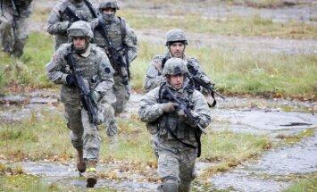 Более половины американцев считают, что США должны защитить Латвию от России
