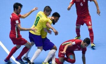 ВИДЕО: Бразилия и Италия сенсационно вылетели с чемпионата мира по футзалу