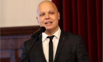 Aicina ziedot Valtera Frīdenberga cīņai ar vēzi