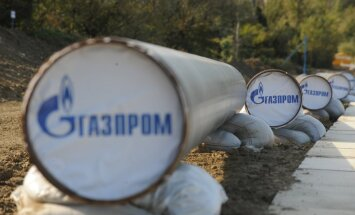 'Gazprom' draud ar gāzes piegāžu pārtraukšanu Ukrainai