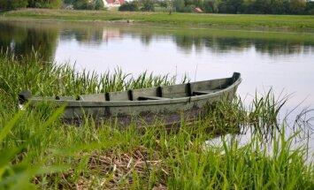 Gulbenes novadā no upes izcelts noslīcis cilvēks