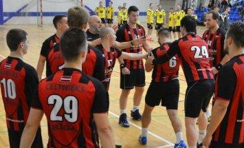 'Celtnieka' handbolisti izcīna pirmo uzvaru Baltijas līgas sezonā