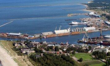 Jauna prāmju līnija savienos Liepāju ar ostām Vācijā un Krievijā