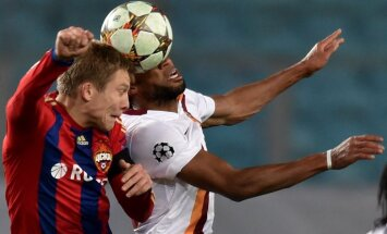 Cauņas pārstāvētā CSKA sezonas pēdējā mačā nodrošina vietu UEFA Čempionu līgā