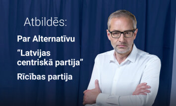'Par ko balsot?' Pulksten 15 tiešraidē debatēs partijas ar reitingu zem 2,5%