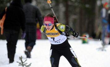 Biatlonistei Bendikai septiņas kļūdas un 93.vieta Pasaules kausa pirmajās individuālajās sacensībās