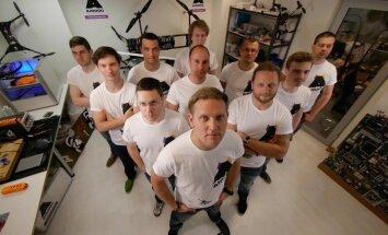 Latviešu 'AirDog' iekļūst Lasvegasas izstādes finālā; iespēja nobalsot arī no Latvijas