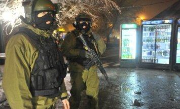 Krievija sāk vienu no lielākajām drošības operācijām olimpiādes vēsturē