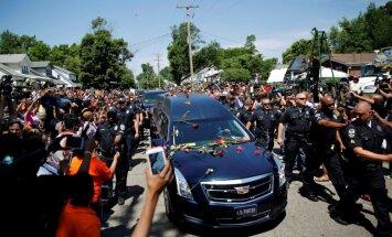 ФОТО, ВИДЕО: Похороны великого боксера Мохаммеда Али собрали 100 тысяч человек