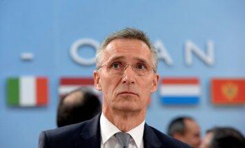 Срок полномочий генсека НАТО Столтенберга продлен до 2020 года