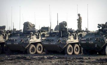 Ziņojums: NATO militārās spējas Baltijas jūras reģionā ir nepietiekamas