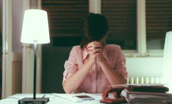 Izdegšanas sindroms: kā to atpazīt un novērst