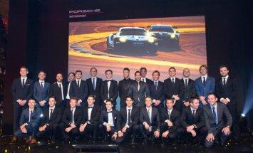 'Porsche' plāno iekarot Lemānu ar četrām automašīnām