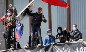 Krievijā ierosināta krimināllieta par 'krievvalodīgo genocīdu' Donbasā