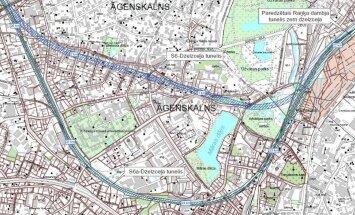 Pret 'Rail Baltica' pazemes tuneļa izbūvi savākti 4806 paraksti
