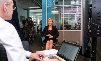 'Delfi TV ar Jāni Domburu': Latviešu darba tikums ar Baibu Broku