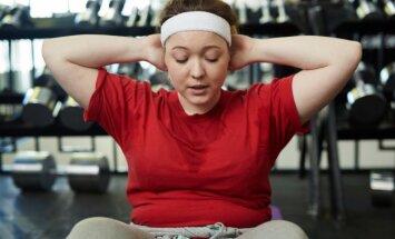 Netērē laiku lieki: izplatītas kļūdas svara zaudēšanā, kuras neļauj iegūt vēlamo rezultātu