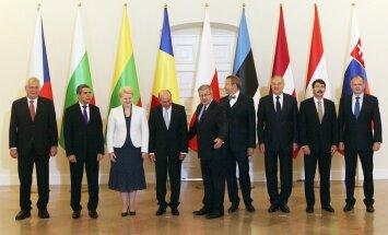 Austrumeiropas prezidenti: Notikumi Ukrainā – jauna kara forma