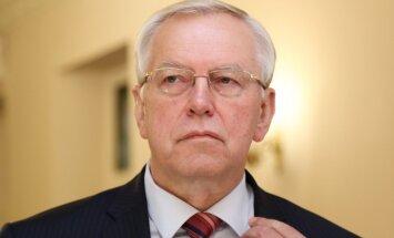 Накопления лидера СЗК Бригманиса увеличились до 466 043 евро