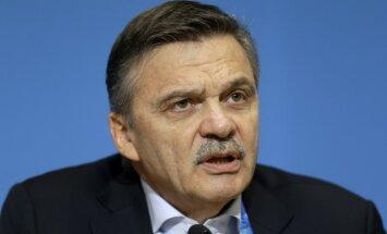 Fāzelu uztrauc iespējamais KHL aizliegums ārzemju hokejistiem doties uz Olimpiādi