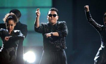 'Gangnam Style' kļūst par visu laiku skatītāko 'YouTube' video