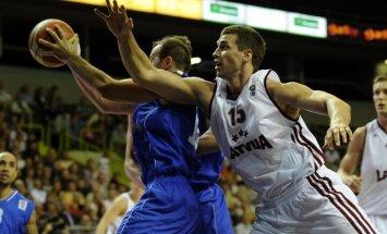 Latvijas basketbolistu pirmais pretinieks – Bosnija un Hercegovina