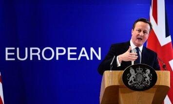 ES līderi vienojas par Kamerona pieprasītajām reformām