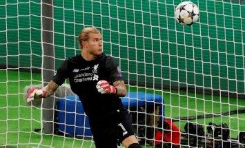 Kariuss: 'Liverpool' zaudēja manis dēļ