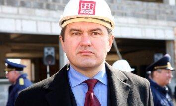 Строительной компании Skonto buve грозит неплатежеспособность