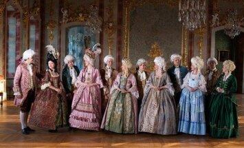 'Ceļojums laikā' - 1792.gada Ziemassvētki Rīgā