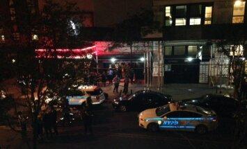 Apšaudē Ņujorkas koncertzālē nogalināts viens cilvēks, trīs ievainoti