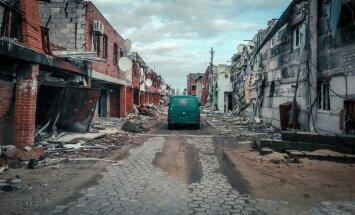 'Delfi' Doņeckas frontē: artilērijas sprādzieni un latviešu palīdzība