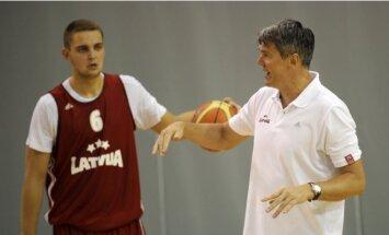 EČ kvalifikācijas mačā pret Nīderlandi Latvijas izlasei nepalīdzēs Freimanis