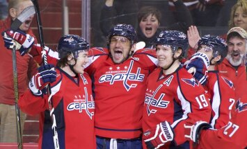 Washington Capitals Alex Ovechkin score 500 goal NHL
