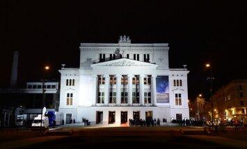 Sezonas atklāšanas koncertā apzagti Nacionālas operas un baleta mākslinieki