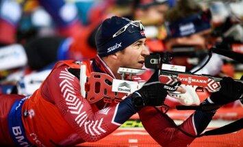 Лидер сборной Латвии по биатлону Расторгуев стал двукратным чемпионом Европы