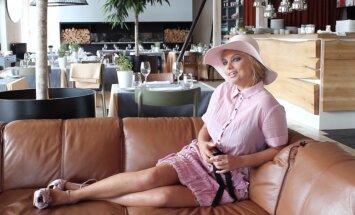 Saruna ar Lindu Leen: 'Manī mīt amazone, un tādu es sevi redzu arī nākotnē'
