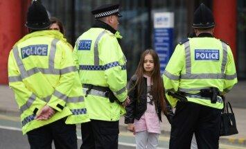 Lielbritānija atsāk dalīties informācijā ar ASV par Mančestras teroraktu