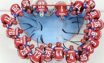 SOK diskvalificē sešas Krievijas olimpiskās izlases hokejistes