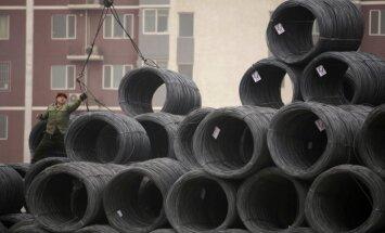 Трамп отложил введение пошлин на сталь и алюминий до июня
