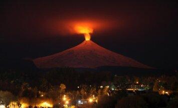 Skaisti foto: Vulkāni, kuri šogad satrauc zinātniekus