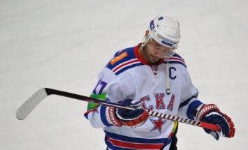 Kovaļčuks, Flads un Nīlsons atzīti par KHL nedēļas labākajiem spēlētājiem