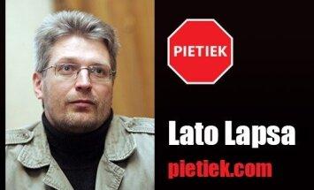 Lato Lapsa: Esiet sveiki mūsu Mazkrievijā