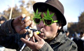 Lielākā daļa Latvijas iedzīvotāju neatbalsta marihuānas lietošanas legalizāciju, secināts aptaujā