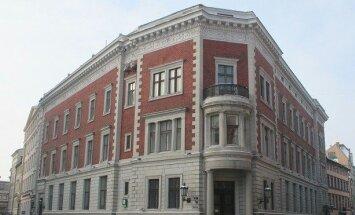 Doma laukumā esoša ēka pārdota par 6,01 miljonu eiro