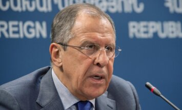 Krievija apsūdz partnerus par 'izvairīšanos' no darba Sīrijas miera labā