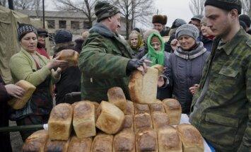 Ukraina glābjas no hiperinflācijas: procentu likmi paaugstina līdz 30%