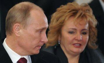 Путин рассказал об отношениях с бывшей женой